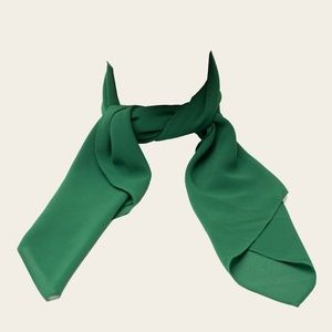 Tatyana Green Polyester 50s RockABilly Hair Scarf